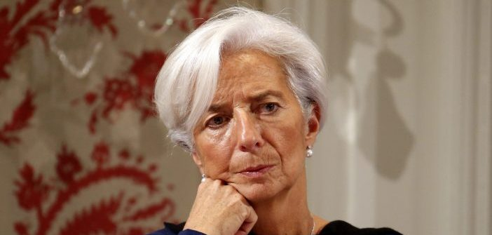Blog Christine Lagarde (IMF): 'Policy Challenges and Opportunities for the G-20'