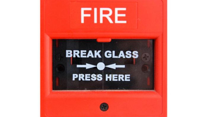 Yieldcurve: brandalarm van de economie