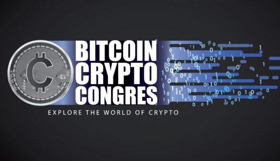 1e Bitcoin Crypto Congres op 9 november in Amsterdam - cryptocongres