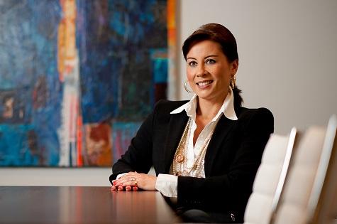 Alexandra Schless is de Chief Executive Officer van het nieuwe bedrijf dat ontstaat uit de fusie van The Datacenter Group en NLDC.