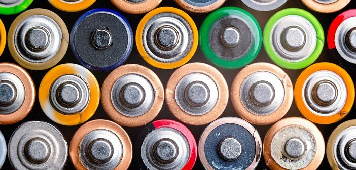 Van zonnepaneel naar batterij