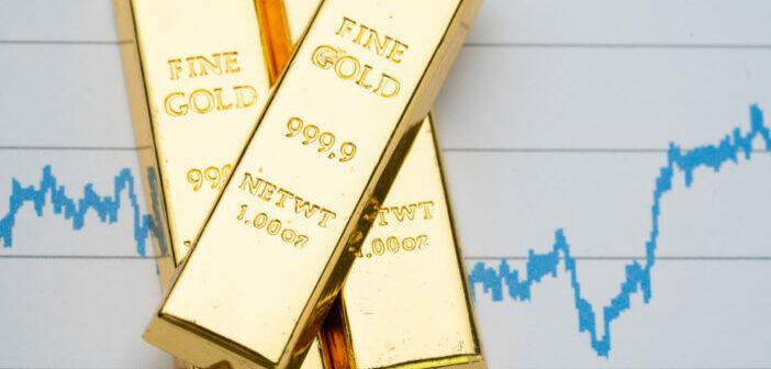 Stijging van de goudprijs is voorbij