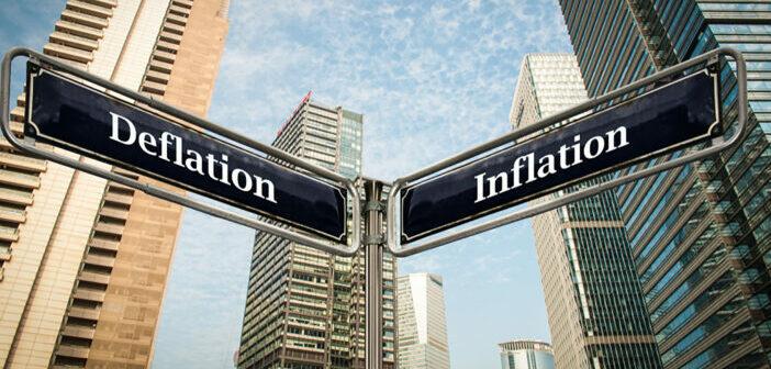 Inflatie of deflatie? That's the question