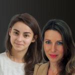 Greta Fearman en Karina Carius de Barros