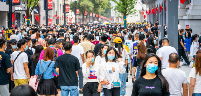 China: Nieuwjaarsviering anders dan anders