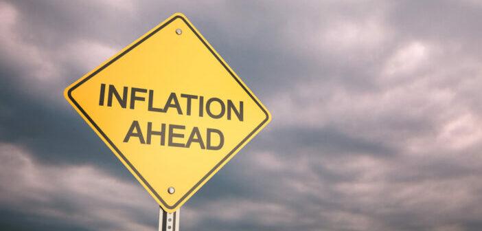 Inflatie zal over enkele maanden dalen