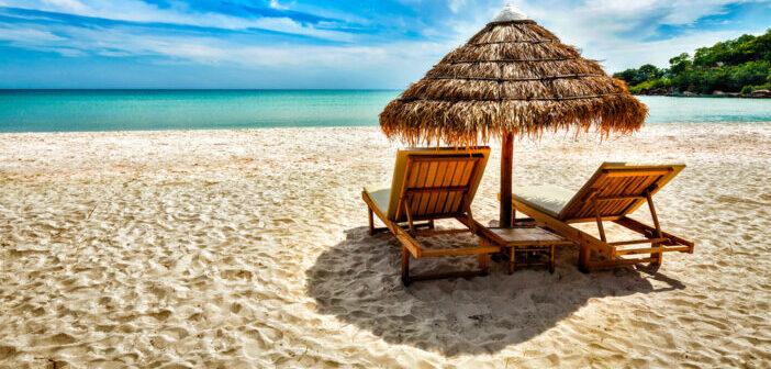 Beleggers voorzichtig de zomer in